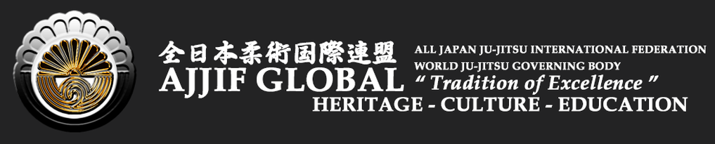 "AJJIF GLOBAL - ALL JAPAN JU-JITSU INTERNATIONAL FEDERATION ""TRADITION OF EXCELLENCE"" 全日本柔術国際連盟 - VIDEO"